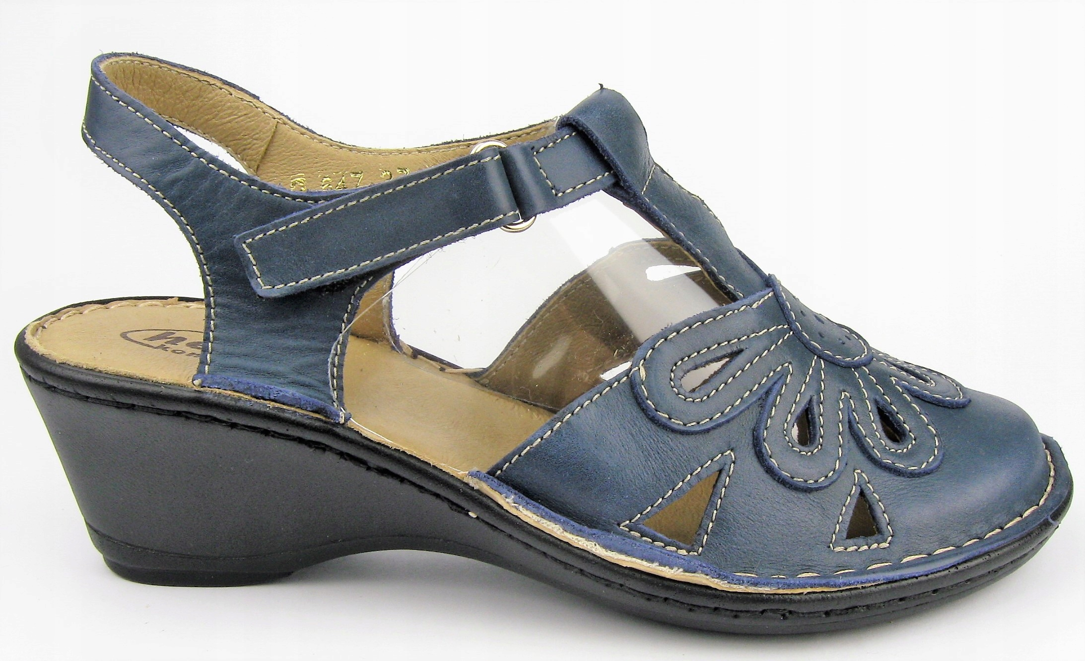 Sandały damskie 647 (Helios)