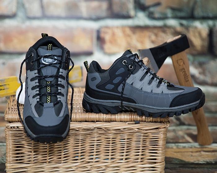 SSAM Buty Adidasy Szyte w góry Trekkingowe Robocze Długość wkładki 25 cm