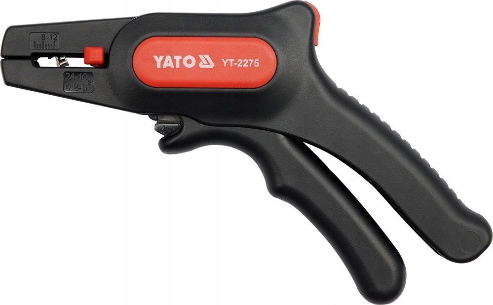 Ściągacz izolacji automatyczny YATO YT- 2275