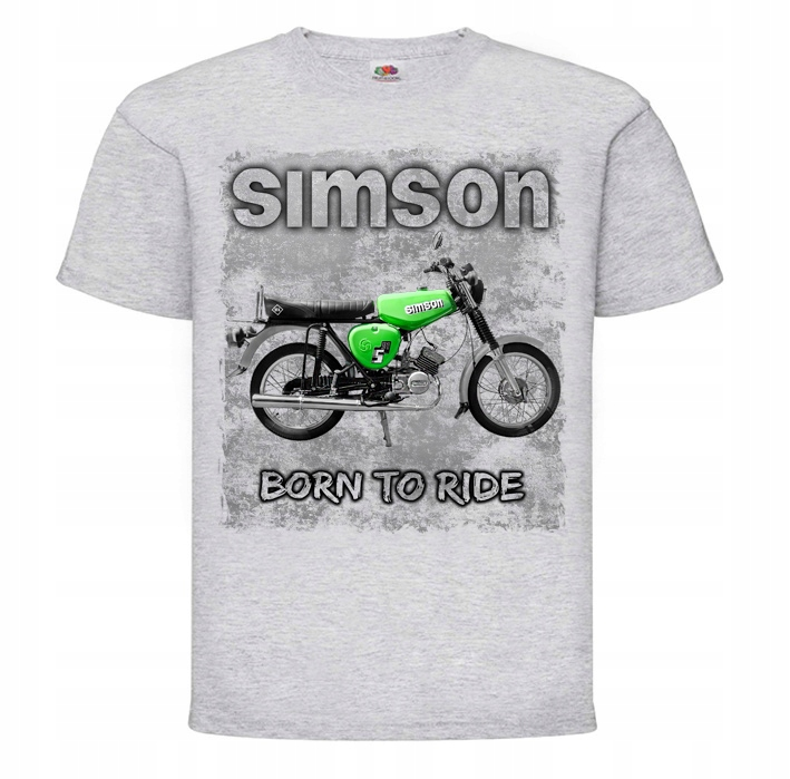 TRIČKO SIMSON MOTOROWER RETRO COLLECTOR
