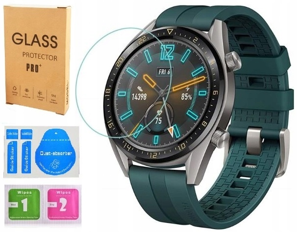 GLASS 9H PRO + HUAWEI WATCH GT ACTIVE SPORT CLASSIC