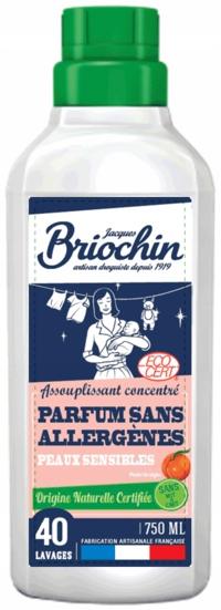 Płyn do płukania do skóry wrażliwej Eco Briochin