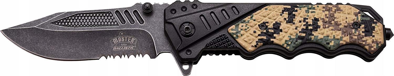 Купить MASTER США MUA025DG Нож  сложенный складной нож на Otpravka - цены и фото - доставка из Польши и стран Европы в Украину.