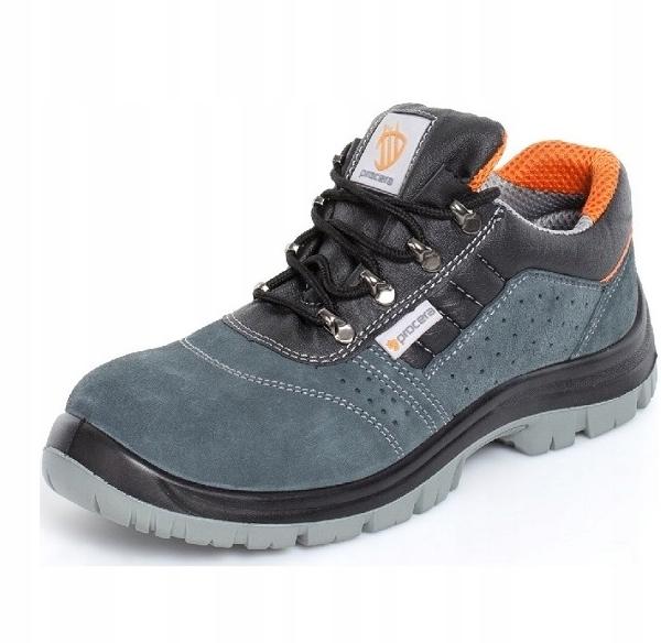 Обувь рабочие охраны ТРУДА GRAF S1 SRC Полуботинки, размер 42