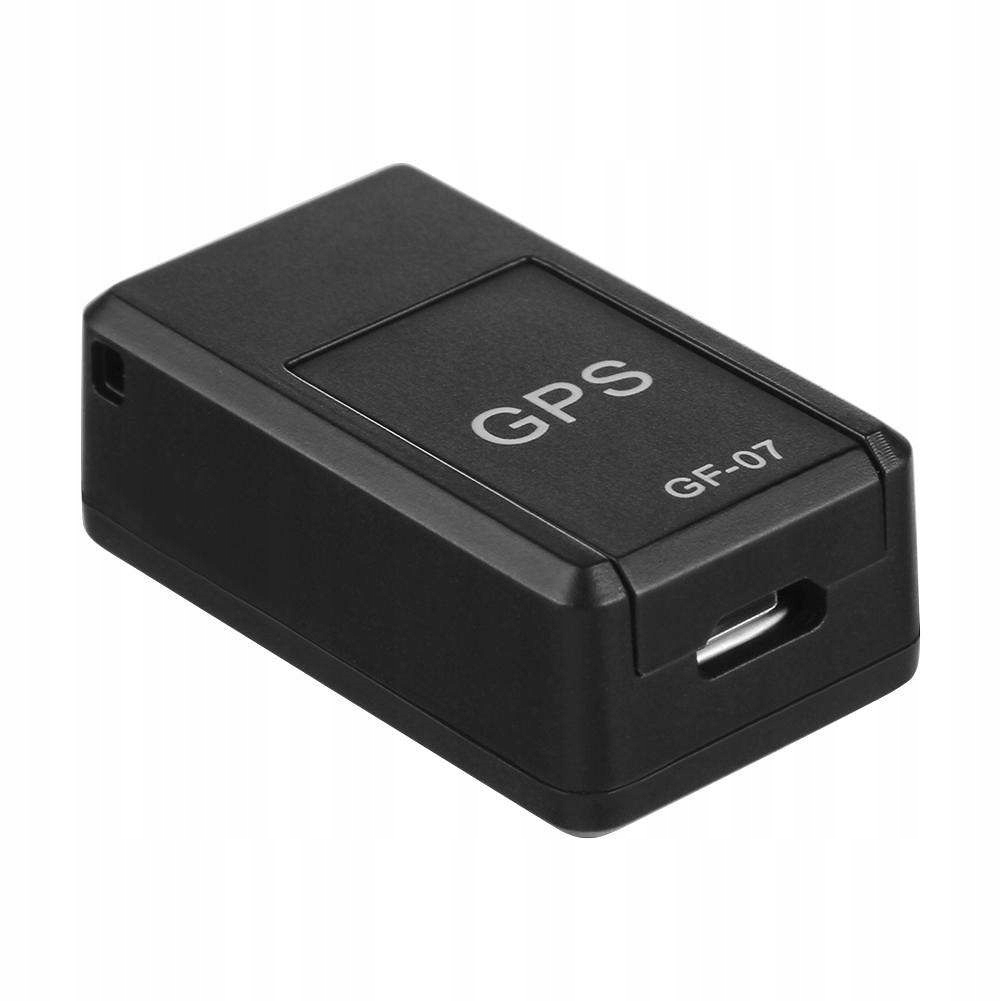 LOCATOR GF07 GSM SIM Tracker прослушка