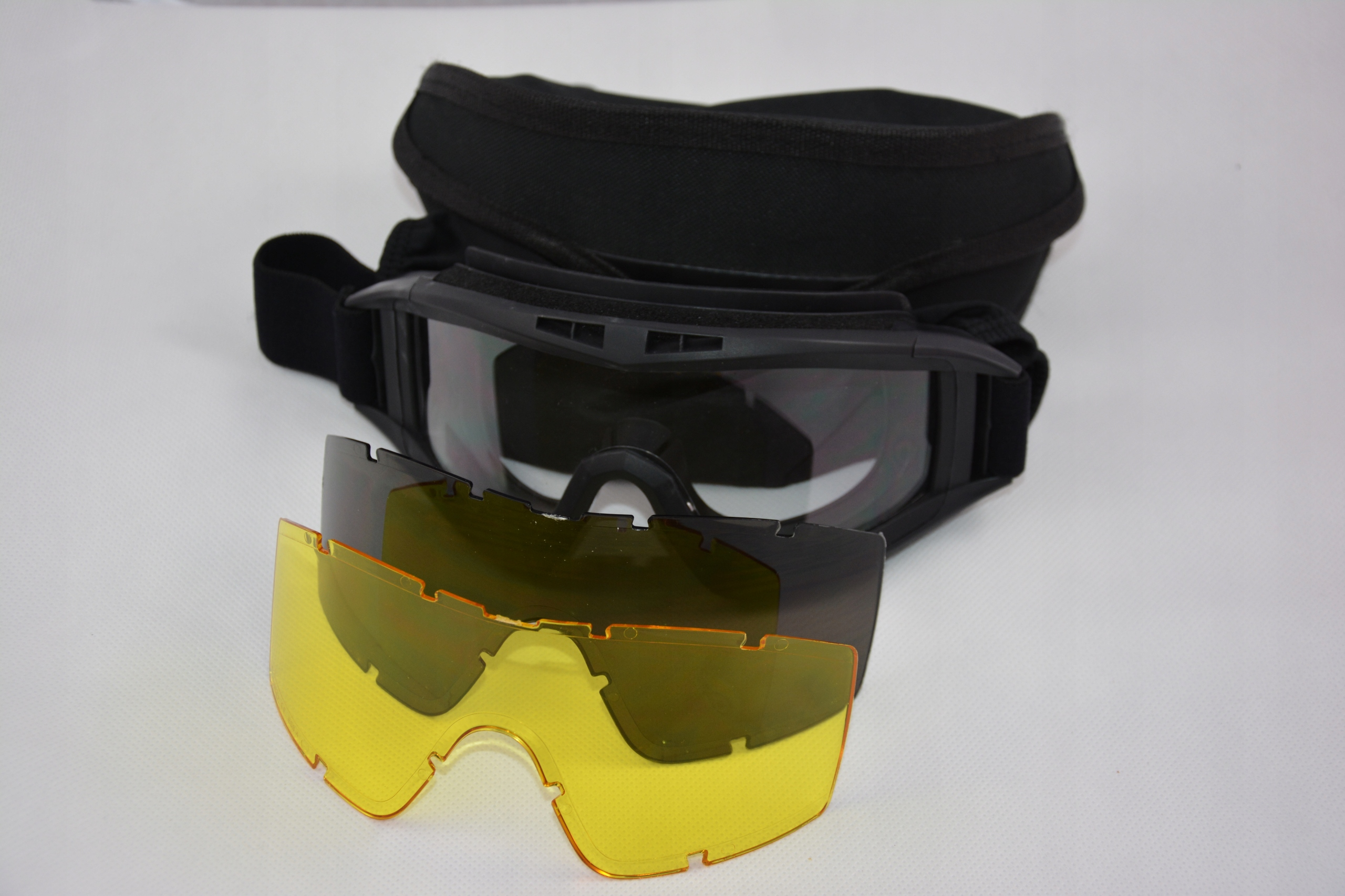 Купить Солнцезащитные очки боевые тактические военные очки на Otpravka - цены и фото - доставка из Польши и стран Европы в Украину.