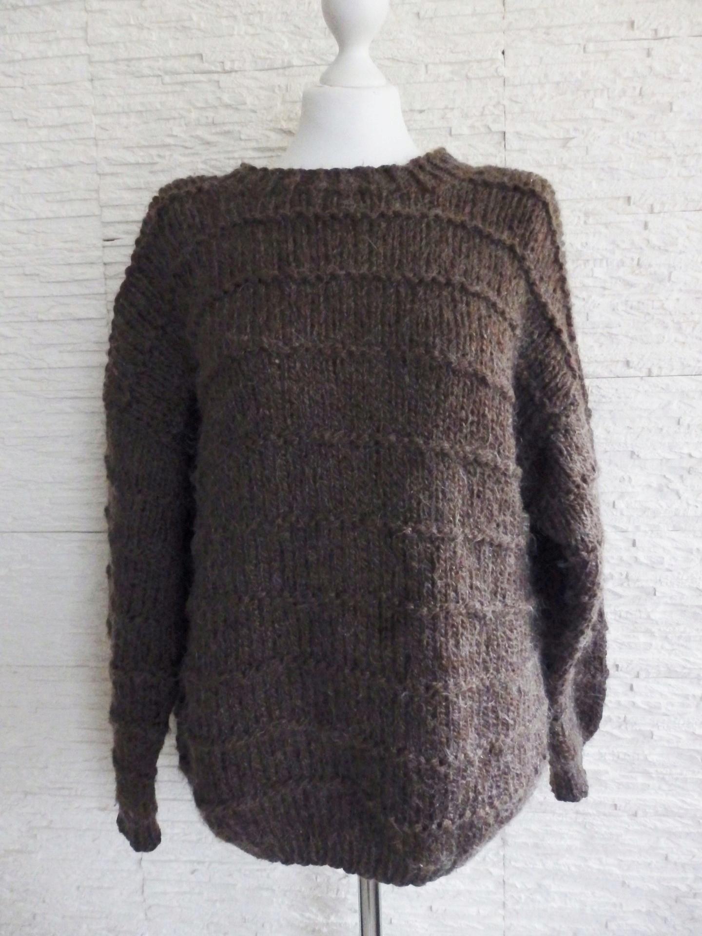 Ręcznie robiony w Swetry damskie Allegro.pl