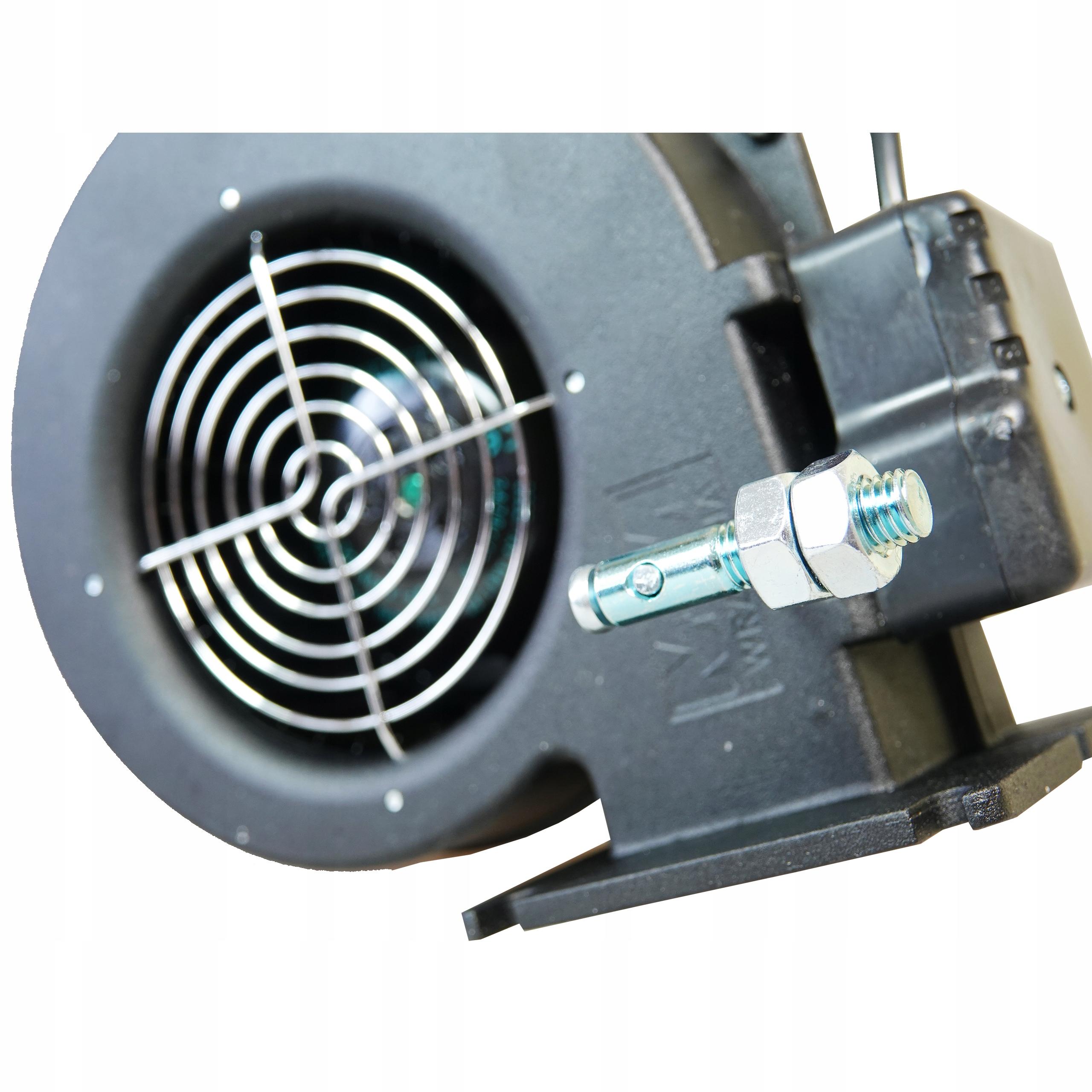 Dúchadlo WPA x2 ventilátor kotlovej pece WPA 120 67W EAN 2001230122904