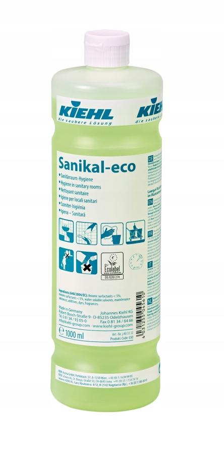 KIEHL Sanikal-eco 1l средство для мытья сантехнического оборудования