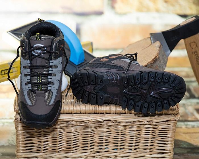 SSAM Buty Adidasy Szyte w góry Trekkingowe Robocze Oryginalne opakowanie producenta pudełko