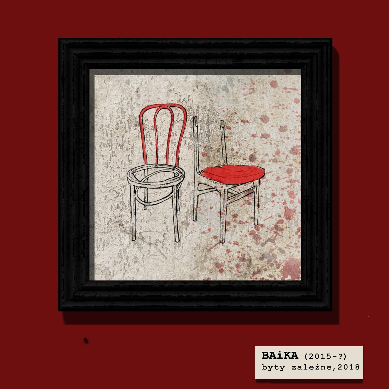 BAIKA BYDEJNE RED LP