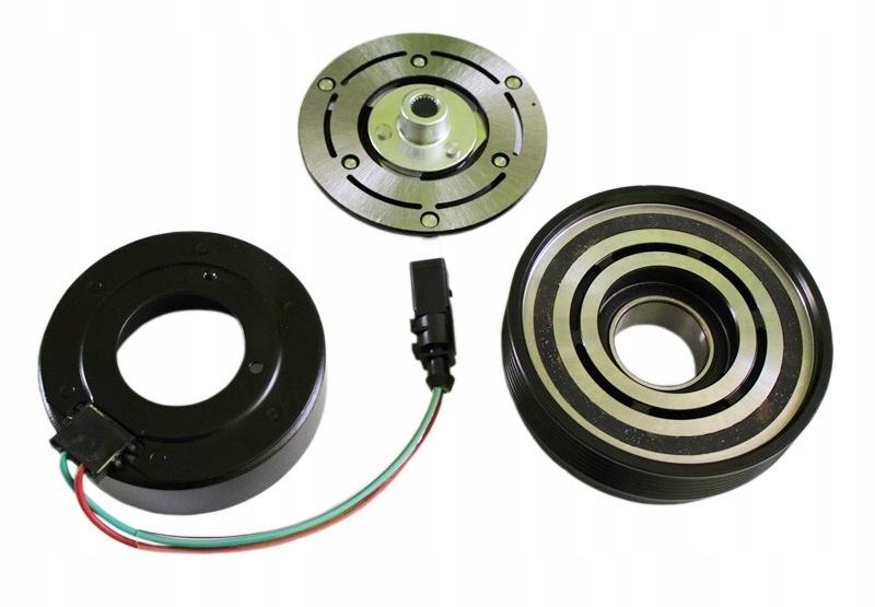 круг шкив компрессоры кондиционирования воздуха vw seat skoda