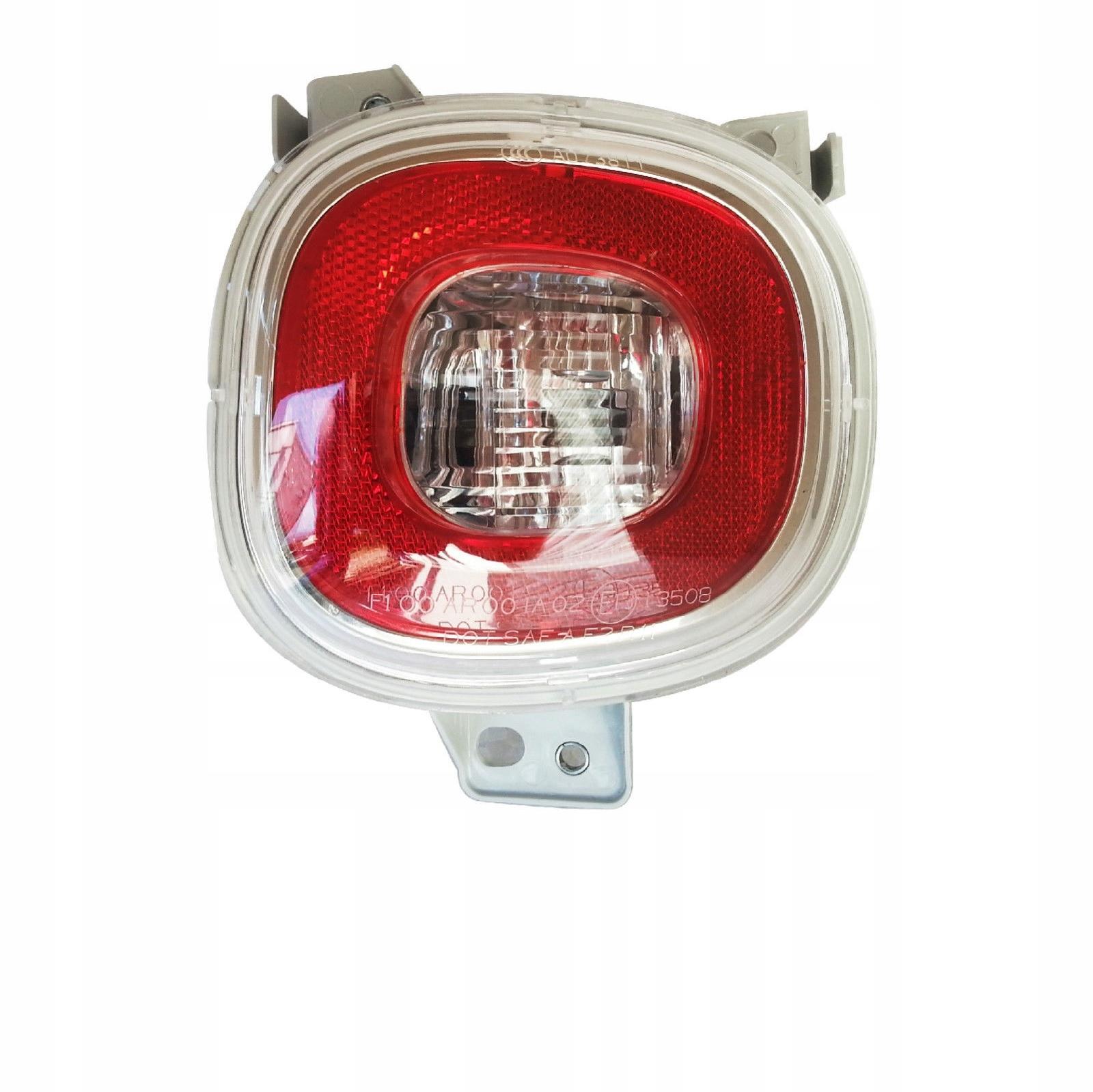 лампа заднего вида fiat 500l новая оригинальная