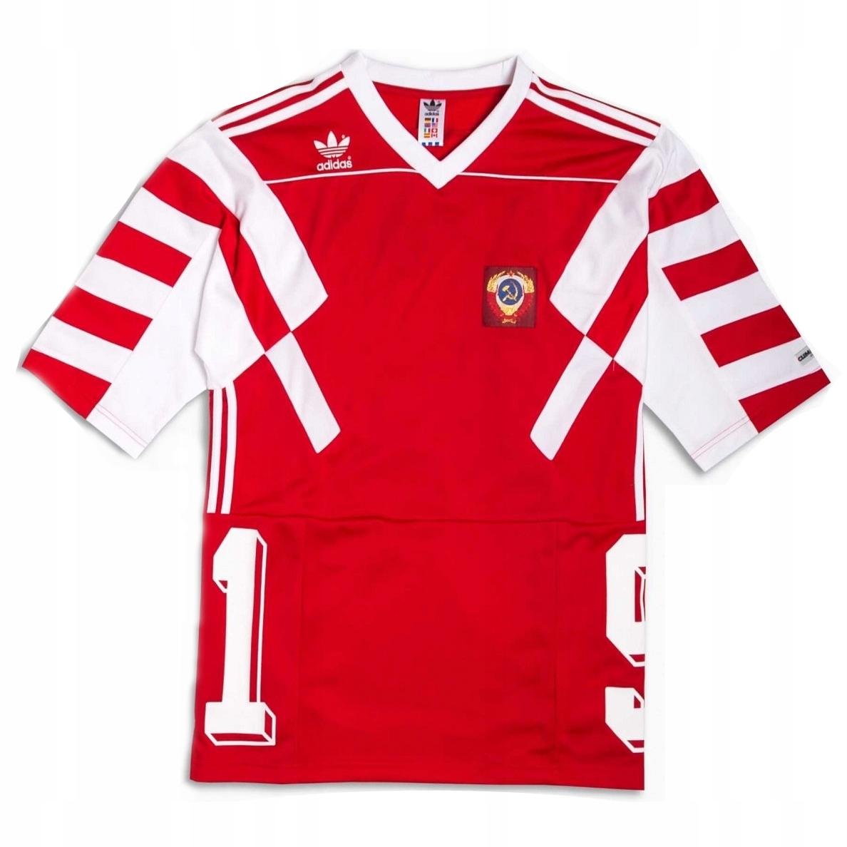 Koszulka Adidas Originals Rosja CCCP CV7 T shirt L