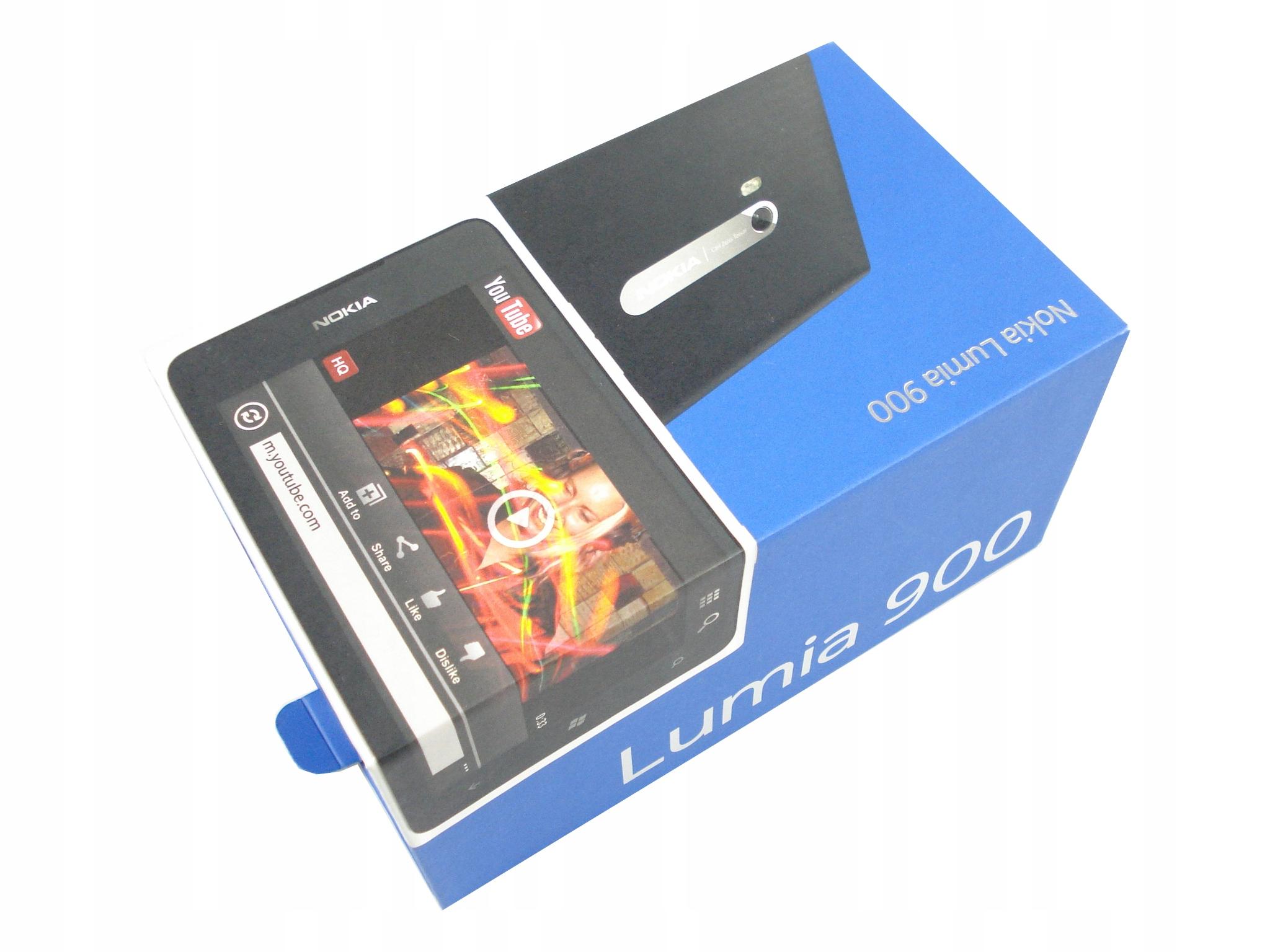 Polska Dyst 100 Oryginalna Nokia Lumia 900 White 8245404737 Sklep Internetowy Agd Rtv Telefony Laptopy Allegro Pl