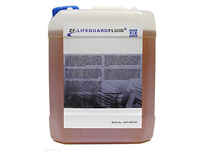 масло zf lifeguard жидкость 6 1l bmw 83222305396
