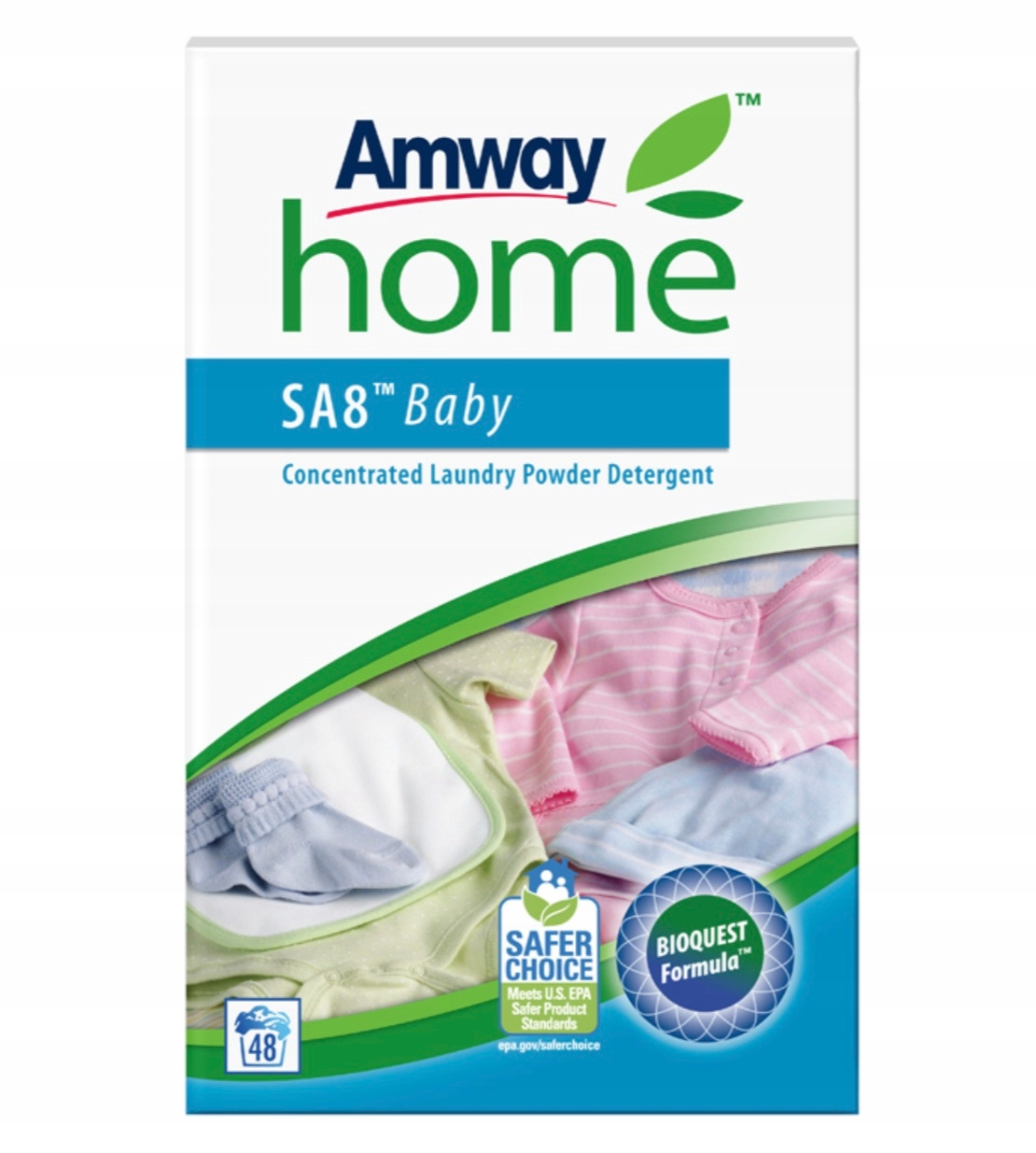 Proszek do prania odzieży dziecięcej SA8 Baby