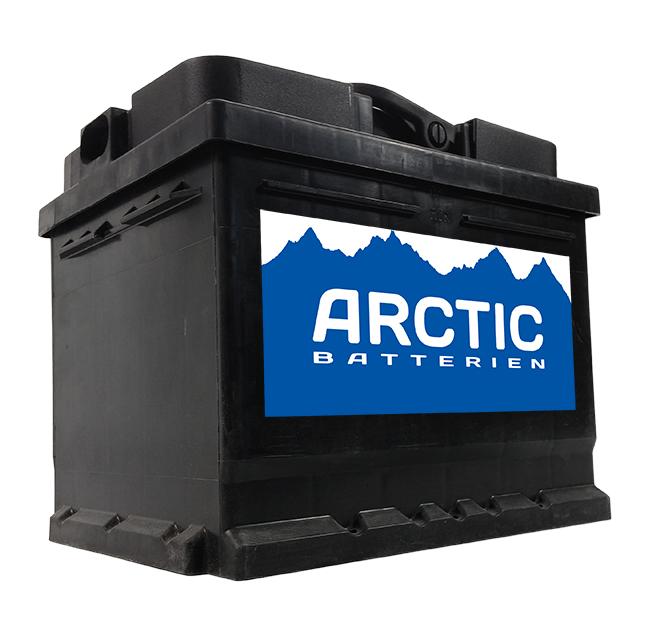 Baterija ARCTIC 12V 75Ah 750A