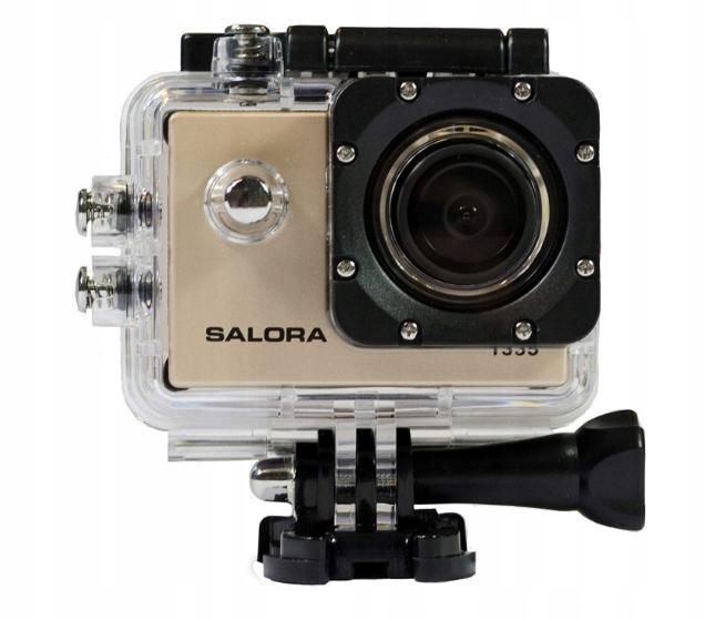 Výhodná športová kamera PSC1335HD