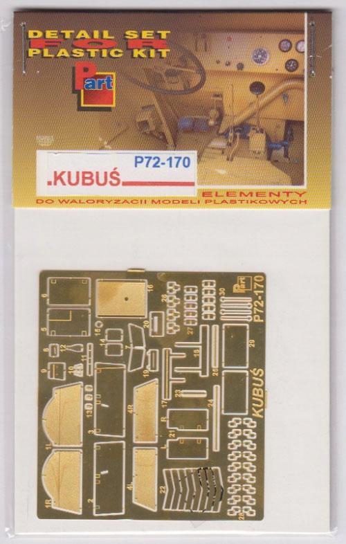 Купить Part P72-170 1/72 ВИННИ (Mirage) на Otpravka - цены и фото - доставка из Польши и стран Европы в Украину.
