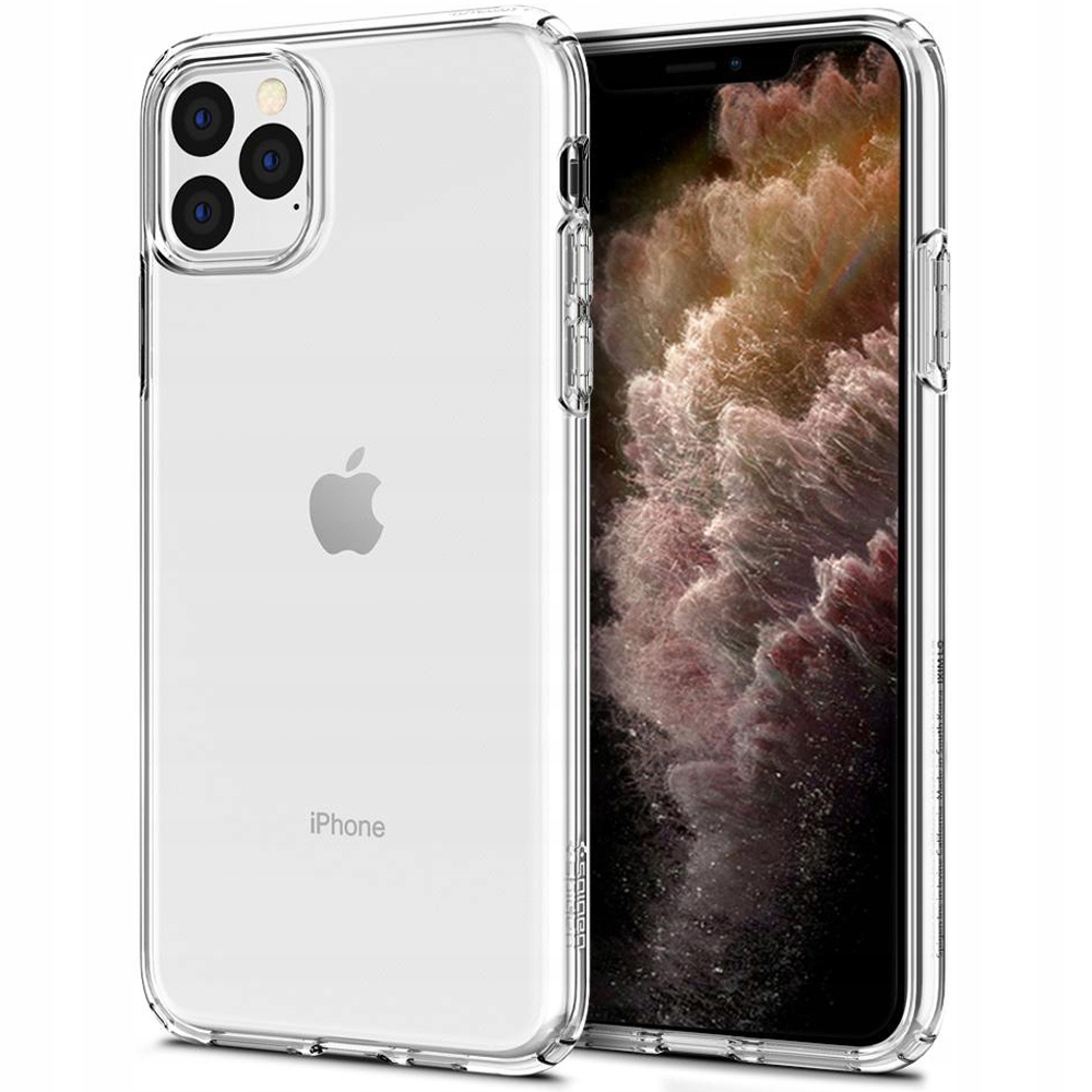 Etui Spigen do iPhone 11 Pro, obudowa, case Liquid