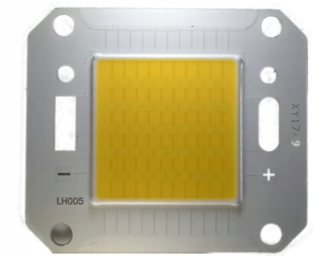 LED COB 70W 9200Lumen 5000K CRI 85 Epistar