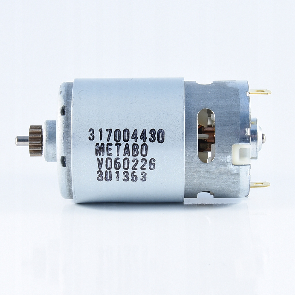 METABO SB18 18V BS18 Motora 317004430 317004720 FV
