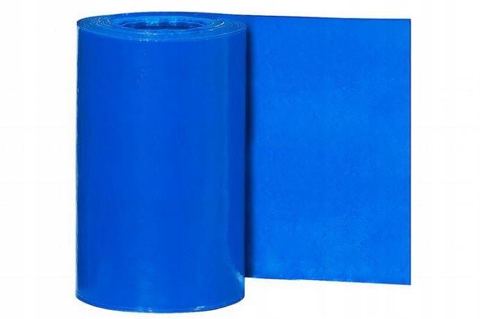 Folia kablowa niebieska szerokość 200mm