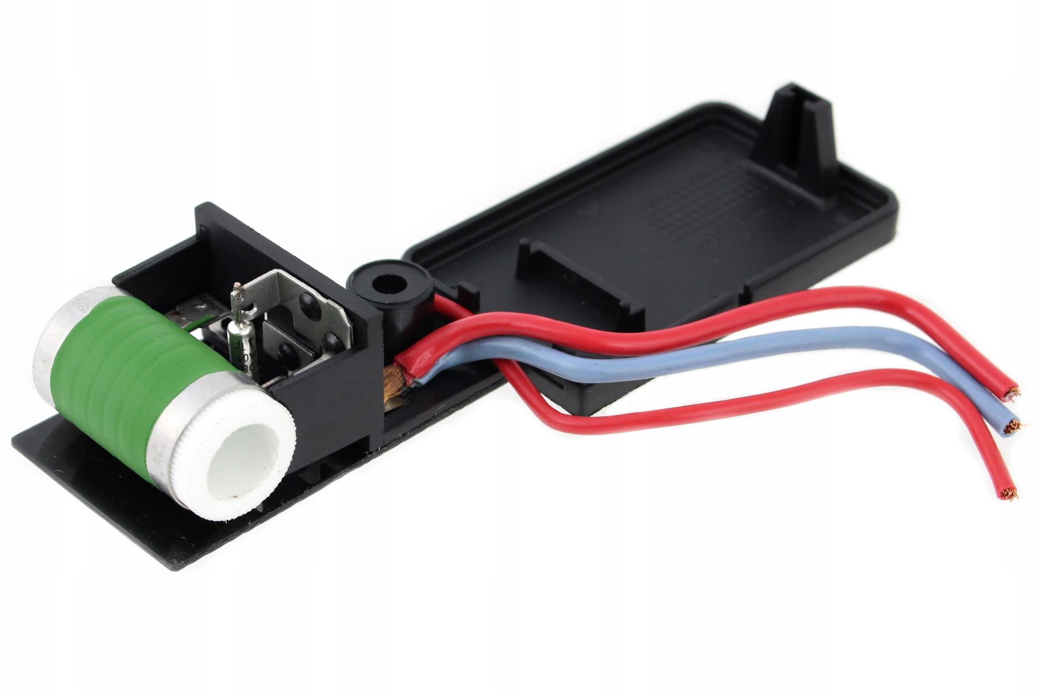 мини купер резистор резистор вентилятора радиатора