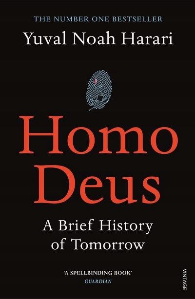 Deus Homo: Stručná História Zajtra - Harari