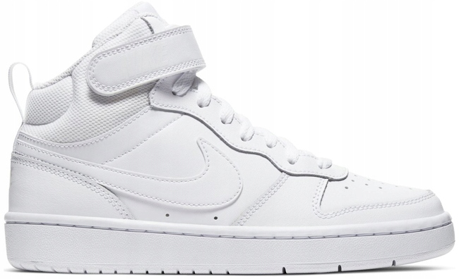 BUTY DAMSKIE NIKE COURT MID AIR FORCE 782 100 38,5