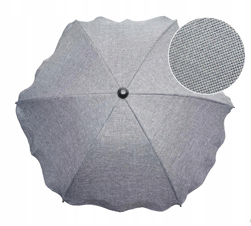 Item UNIVERSAL UMBRELLA MELANGE LINEN WITH HANDLE