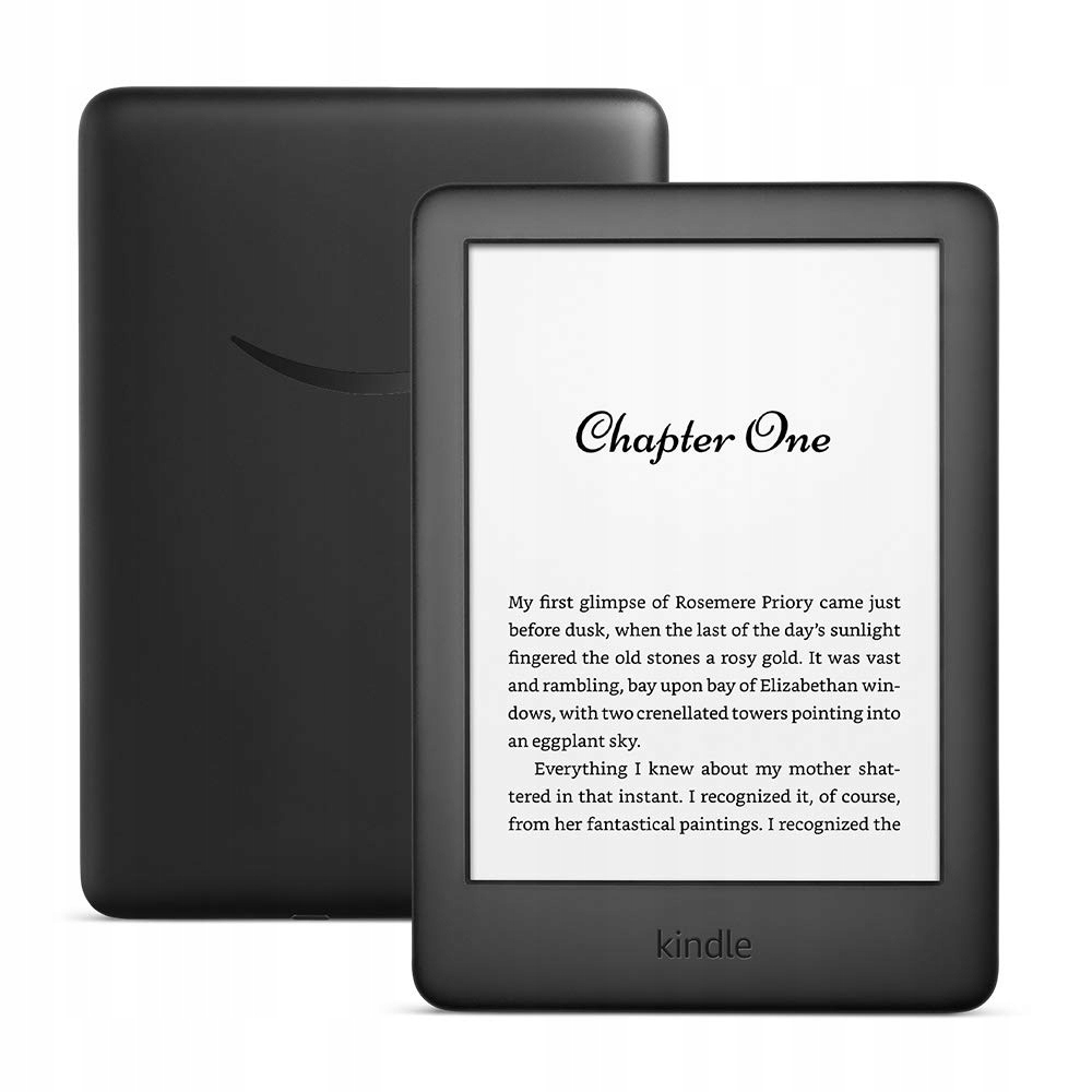 Amazon Kindle 10 Dotknite sa bez reklám + Gratisy