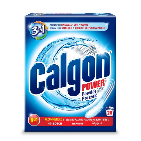 Calgon Порошок для удаления накипи, Умягчитель воды 500g