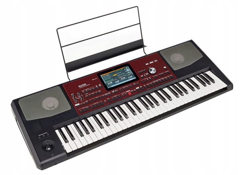 Купить Профессиональный arranger Keyboard KORG PA700 на Otpravka - цены и фото - доставка из Польши и стран Европы в Украину.