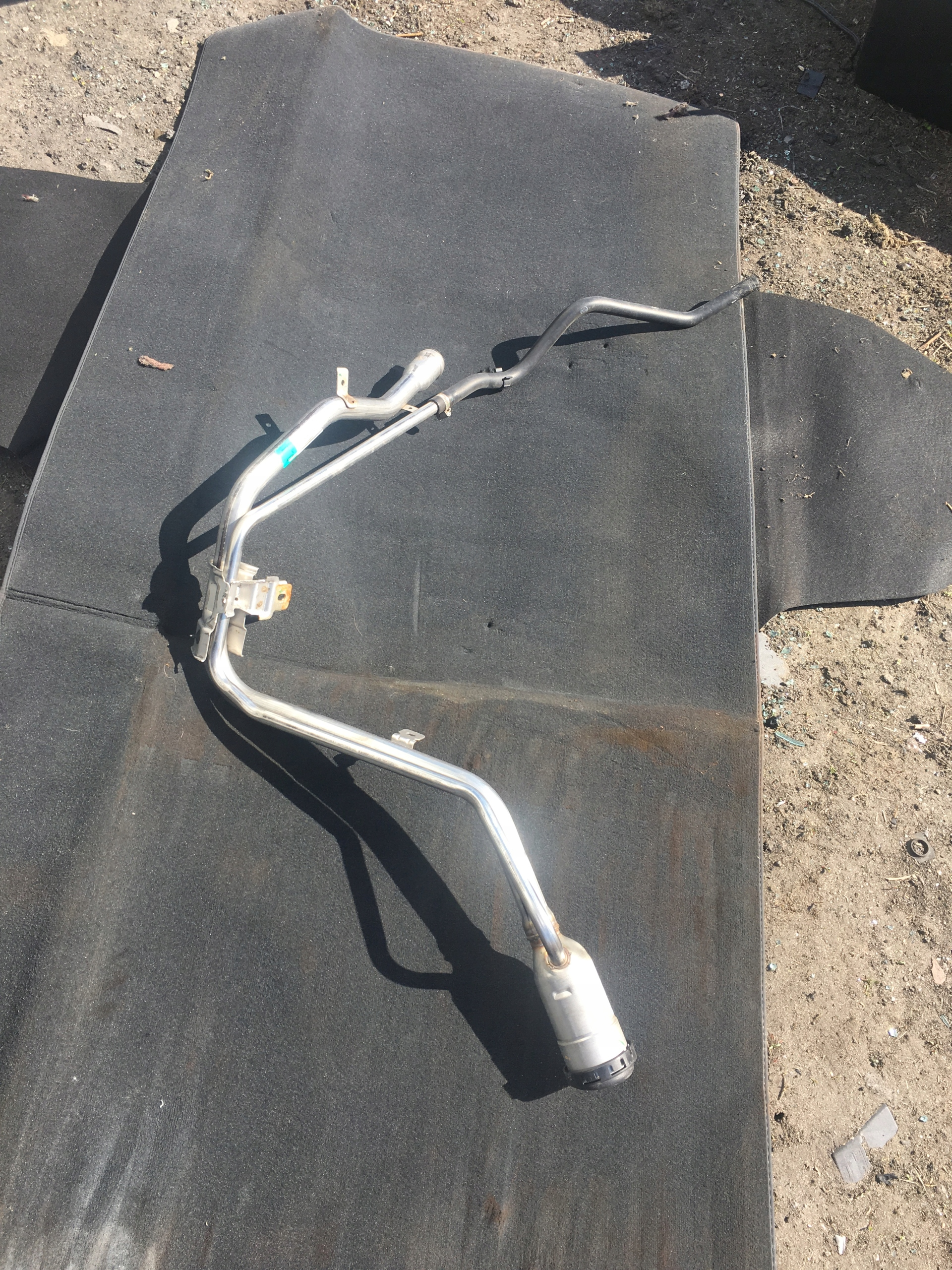 Picture of FORD KUGA MK2 1.5 ECOBOOST FUEL TANK FILLER NECK PIPE