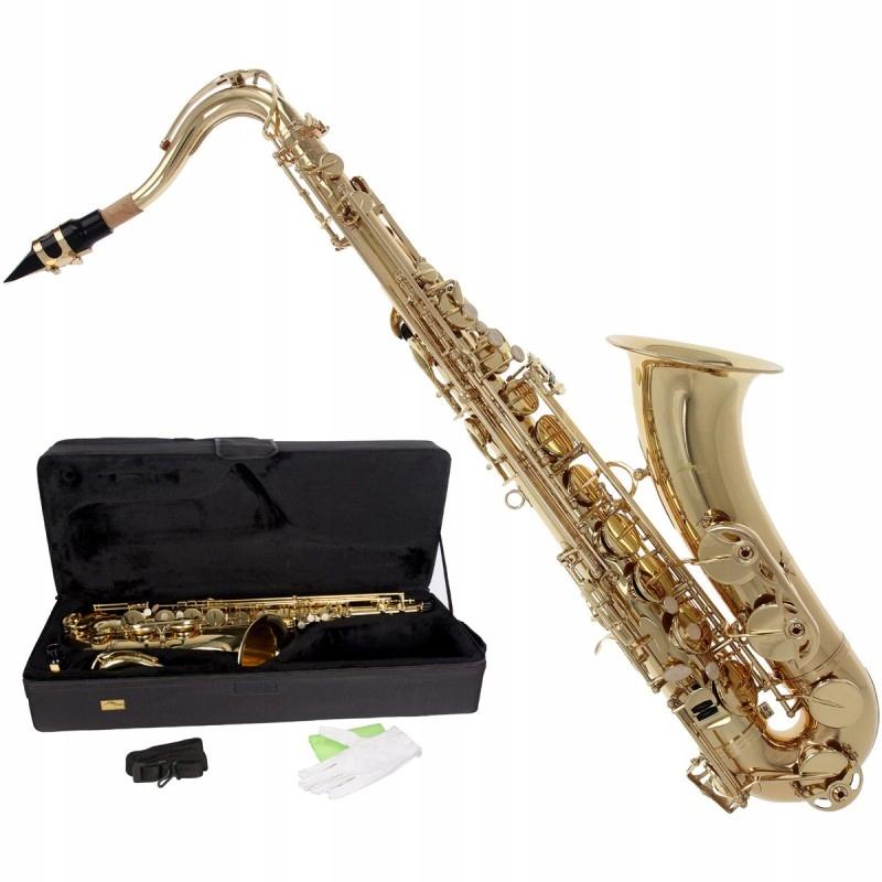 Купить Профессиональный саксофон тенор MTUNES 0031G КОМПЛЕКТ! на Otpravka - цены и фото - доставка из Польши и стран Европы в Украину.