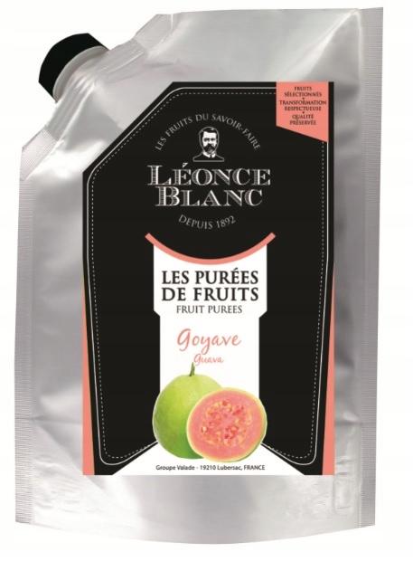 Пюре из гуавы 1 кг Leonce Blanc