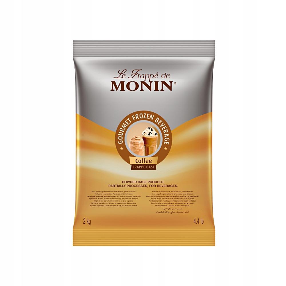 Frappe base kávy Monin 2 kg vrece