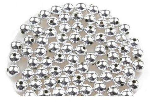 Korálky Pearl Pearls s 10 mm 50g 90 ks