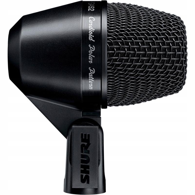 Shure PGA52 XLR - inštrumentálny mikrofón