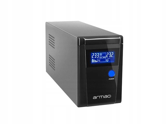 UPS ARMAC OFFICE 850F CZYSTA SINUS DO PIECA 480W 9685735865 - Allegro.pl