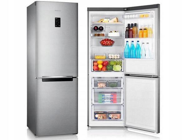 Холодильник SAMSUNG RB29FERNDSA NO FROST INOX + бесплатная ДОСТАВКА