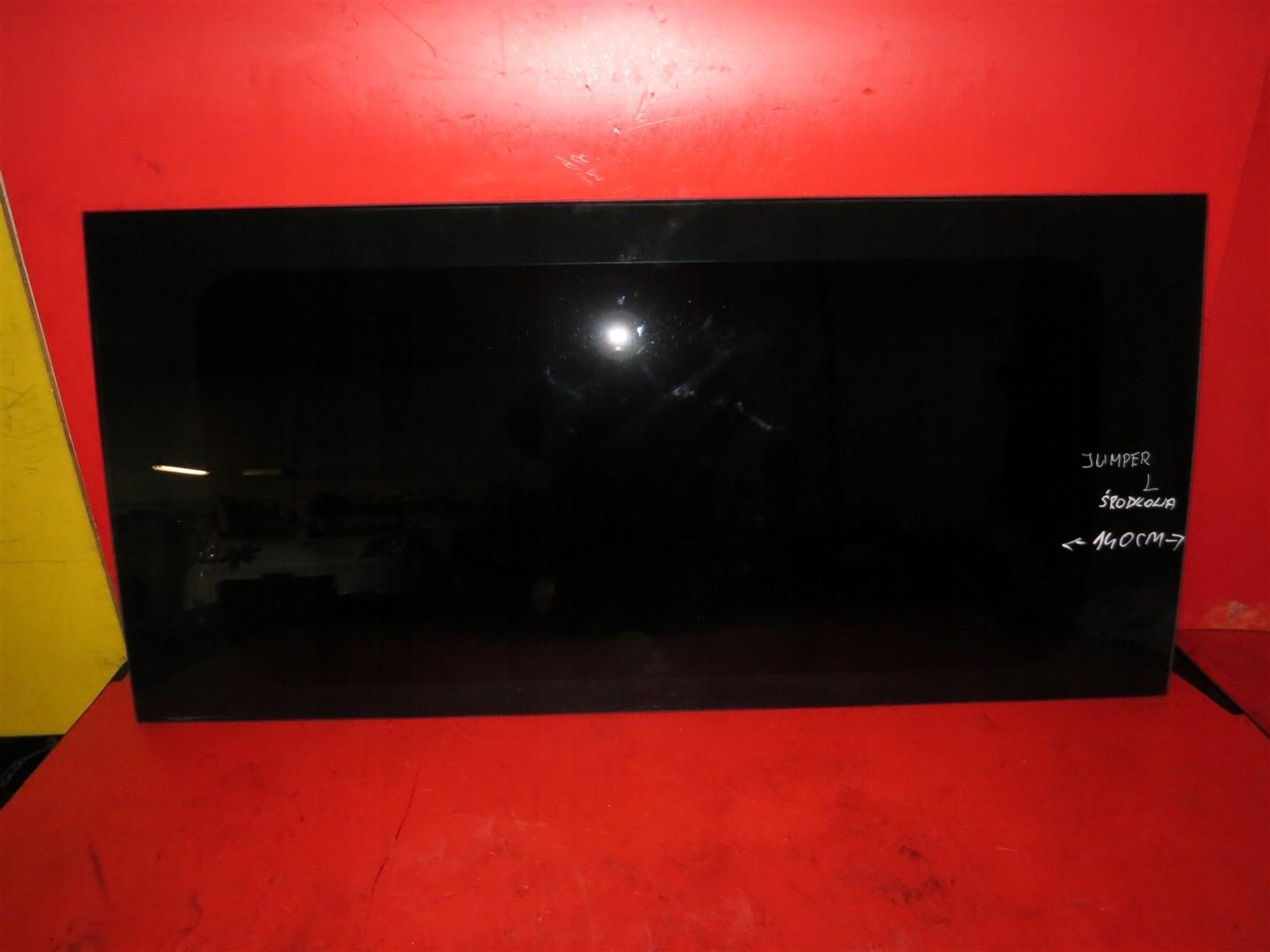 jumper boxer ducato 06- стекло боковая слева 140cm Ср