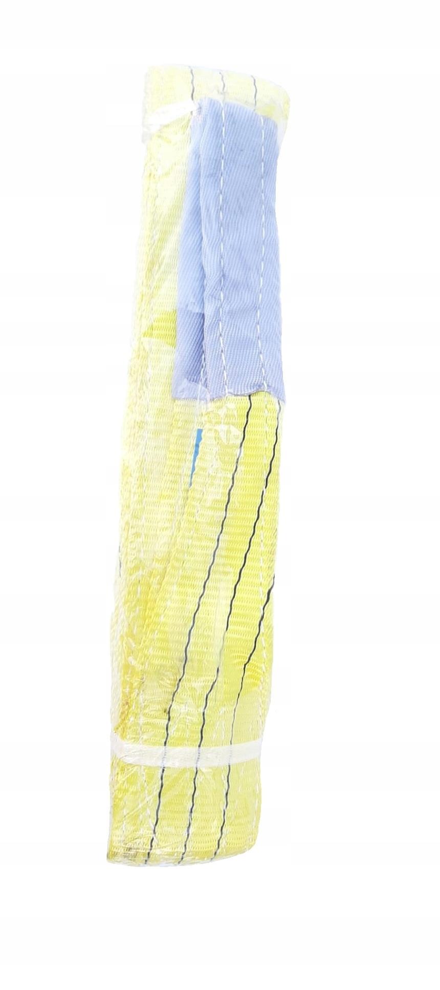 zawiesie zawiesia pasowe dzwigowe 3T 10m HDS Dzwig