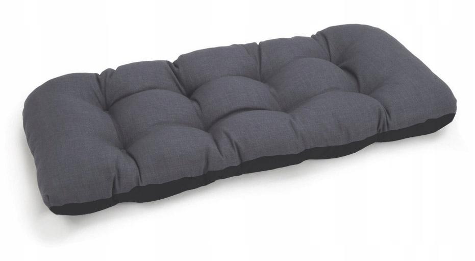 подушка на скамейку садовую качели 120x50 сталь