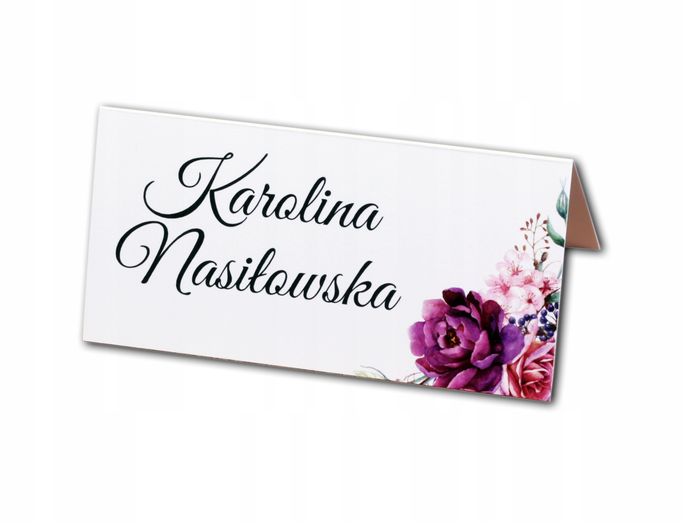 виньетки визитные карточки на стол свадьба свадьба 3szt boho
