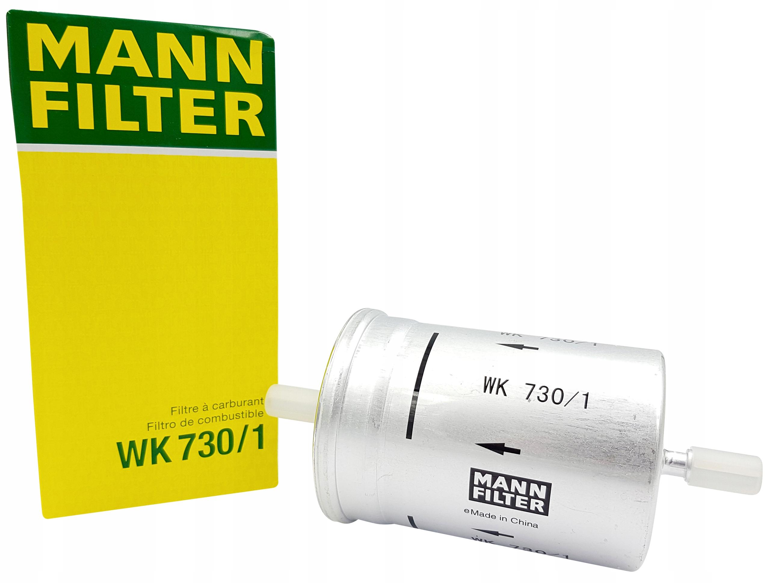 фильтр топлива манн к audi a4 b6 b7 20 24 30