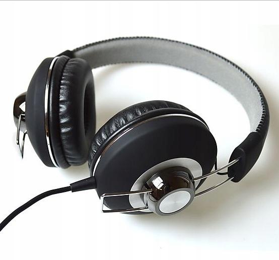 Slúchadlá Maxell Retro DJ II MXH-HP600 BK čierna