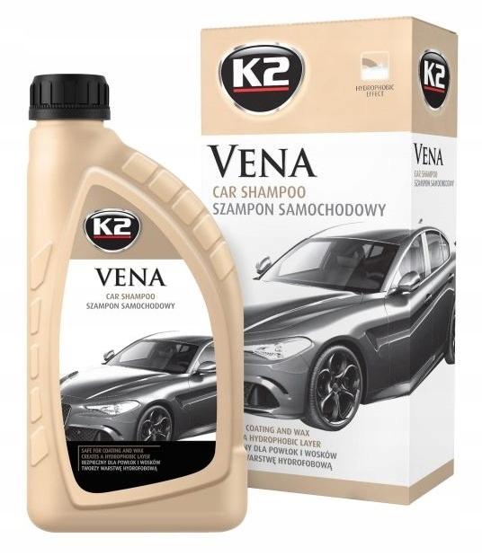 K2 VENA Hydrofobowy szampon samochodowy 1L